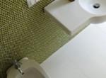 Bio Domus D01 - green bathroom