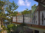 CAHUITA BACK DECK SEA SIDE