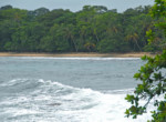 CAHUITA National Park 500 meters BEACH to walk