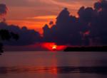 Cahuita sunrise