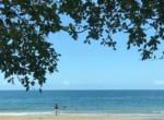 Cocles beach calm