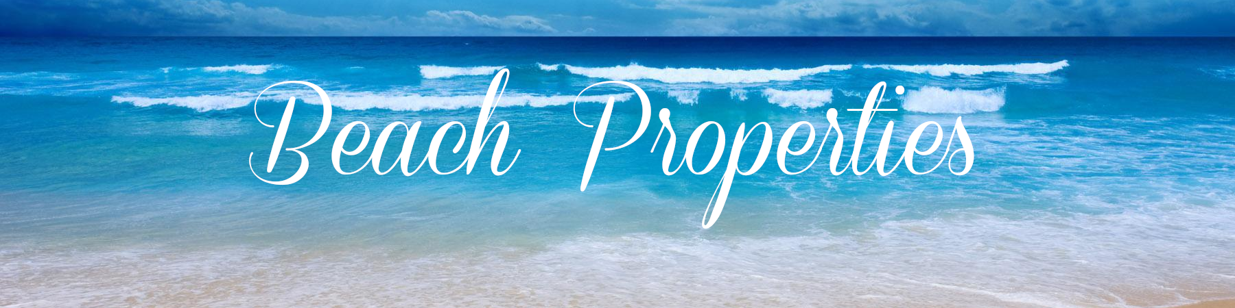 Beach Properties For Sale Or Rent