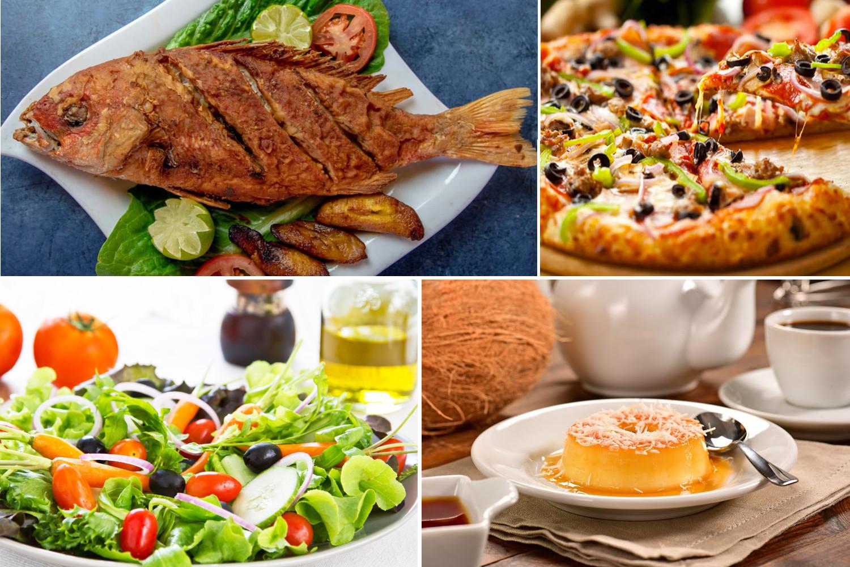 Moderate Fare food costa rica