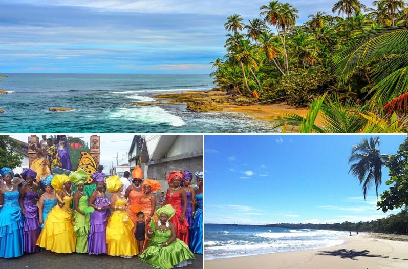 visit the caribbean costa rica